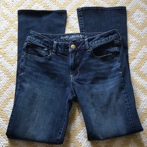 American Eagle Outfitters 360 super stretch jeans